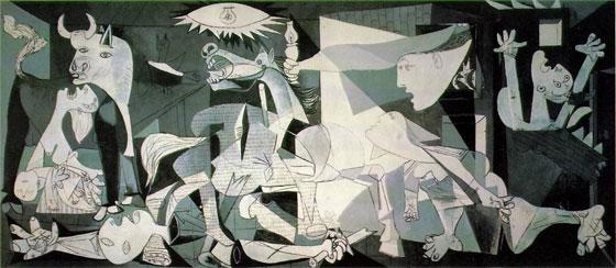 一幅价值65万美元的毕加索素描作品在墨西哥失窃高清图片